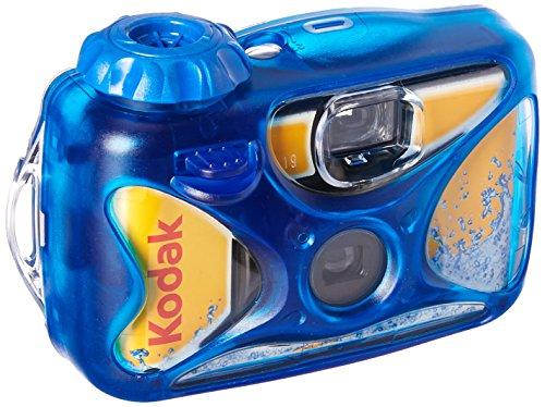 einwegunterwasserkamera Kodak Unterwasserkammer Sport, Einwegkamera, bis 15 Meter wasserdicht