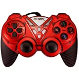 #4: Quantum QHM7487 PC Game Pad Controller (Joystick) with Turbo Function