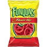 Frito Lay Flamin Hot Funyuns 6.5 Oz (1 bolsa)