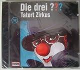 Die drei ??? - CD / Die drei ??? - Tatort Zirkus