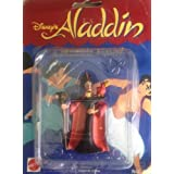 Disney 1993 Aladdin Jafar Pvc Figure by Mattel