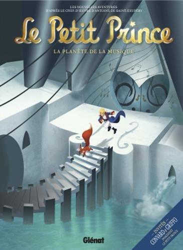 Le Petit Prince, Tome 3 : La planète de la musique