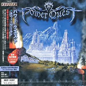 Freedb ROCK / 7B0E0109 - Temple Of Fire  Musiche e video  di  Power Quest
