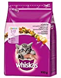 Whiskas Junior Katzenfutter Lachs, 5er Pack (5 x 950 g)