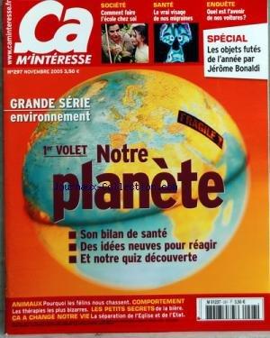 CA M'INTERESSE [No 297] du 01/01/2005 par COLLECTIF