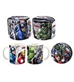 Avengers M94993 MC - Set Tazza con Salvadanaio