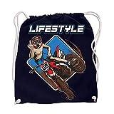 Rucksack Motocross Freestyle