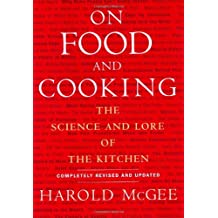 ‏‪On Food and Cooking: The Science and Lore of the Kitchen‬‏