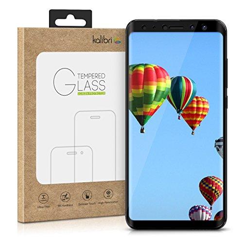 kalibri-Echtglas-Displayschutz-fr-Wiko-View-Prime-3D-Schutzglas-Full-Cover-Screen-Protector-mit-Rahmen-Glas-Folie-auch-fr-gewlbtes-Display-in-Schwarz
