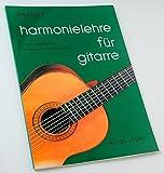 Harmonielehre für Gitarre Ergänzungsband (Noten)