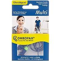 Ohropax Multi Ohrenstöpsel, 2er Pack (2 x 1 Stück) preisvergleich bei billige-tabletten.eu
