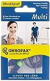 Ohropax Multi Ohrenstöpsel, 2er Pack (2 x 1 Stück)