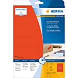 Herma 5059 Farbetiketten ablösbar 280 Stück auf 20 Blatt