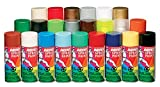#8: Total Home Abro Abs4 Color Spray Paint (400 Ml) (Orange Red)