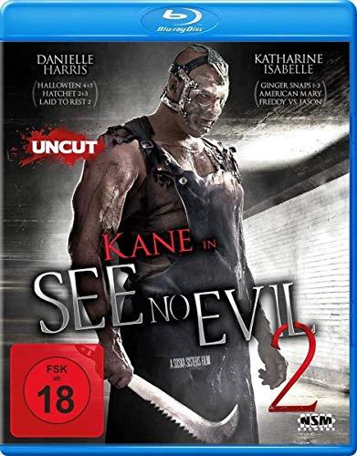 See No Evil 2 (uncut) [Blu-ray]