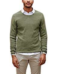 s.Oliver Pullover Langarm, Pull Homme