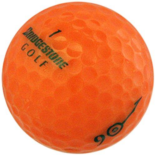 Bridgestone e6orange AAAAA gebrauchten Golf Bälle (Bridgestone Golfbälle Orange)