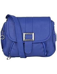 Redlicchi PU Leather Cross Body Sling Bag For Women/girls Small Wristlet Clutch Purse Phone Wallets…