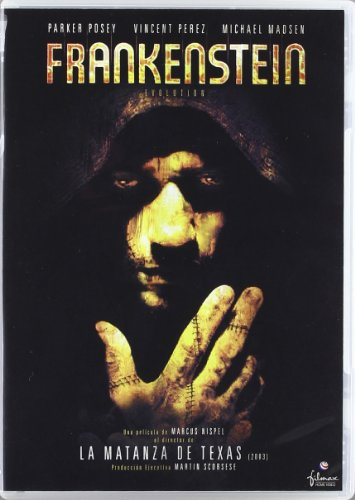 Frankenstein_(TV) [DVD]