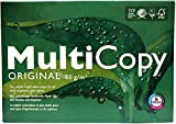 Copy Paper / Multicopy Original, White, A4, 80 g, 5 Packs of 500 Sheets, Pack of 1
