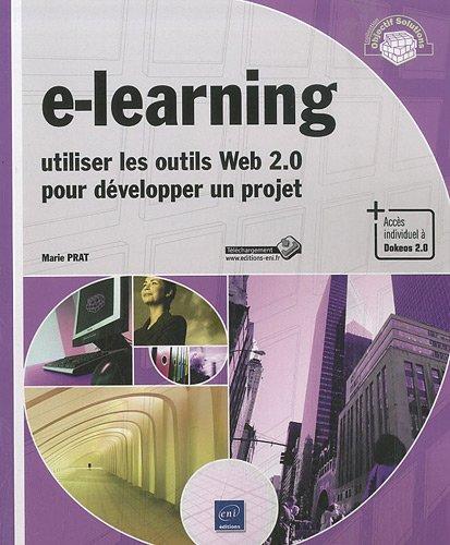 e-learning - utiliser les outils Web 2.0 pour développer un projet par Marie PRAT