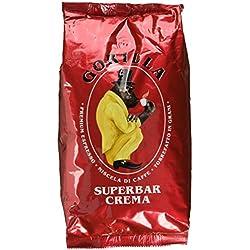 Joerges Espresso Gorilla Super Bar Crema, 1er Pack (1 x 1 kg)