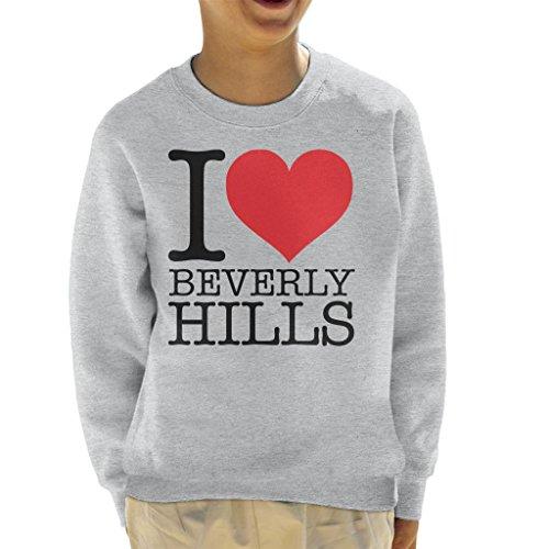 Coto7 I Heart Beverly Hills Kid's Sweatshirt