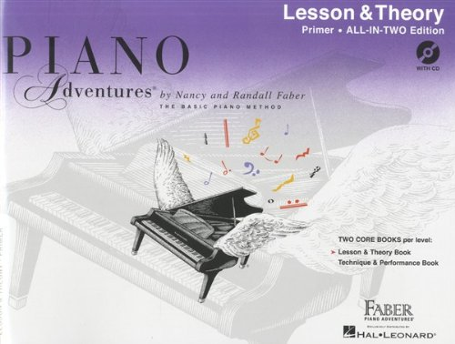 Piano Adventures Cover Image