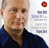 Rott: Sinfonie Nr. 1, Suite für Orchester B-Dur