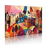 murando - 100 % dipinti a mano | quadro dipinto a mano | foto direttamente dallartista | pittura | dipinti modern | disegni unici ed irripetibilii | Quadro Su Tela | 1 Parte | astrazione | 5621 | 90x60 cm