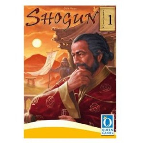 Queen Games 06064 - Shogun Erweiterung 1: Tenno's Court, Aktionsspiele