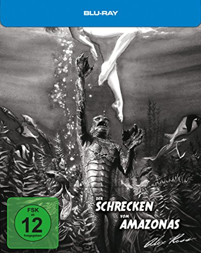 Der Schrecken vom Amazonas - Steelbook designed by Alex Ross [Blu-ray] [Limited Edition]