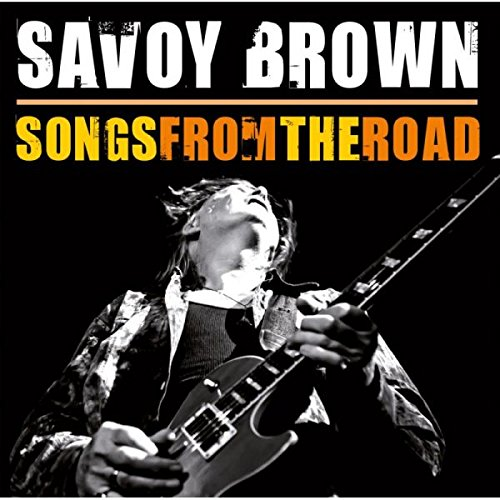 Preisvergleich Produktbild Songs From The Road (+ CD)