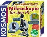 Kosmos Mikroskopie für den PC (Experimentierkasten)