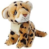 """Wild Republic Wild Watcher Cheetah 7"""", Brown [88751]"""