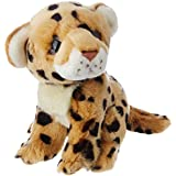 Wild Watcher - Peluche Guepardo, 18 Cm