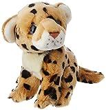 Wild Republic 88751 - Wild Watcher, Gepard mit großen Kulleraugen, 18 cm - NEUHEIT