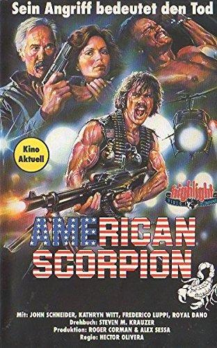 American Scorpion [VHS]