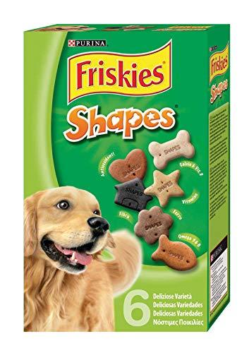 Purina Friskies Shapes galletas para perro 800 g