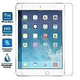 Electrónica Rey Protector de Pantalla para iPad 9.7' (2018) / iPad 5 Air/iPad Air 2 / iPad Pro 9.7' / iPad 9.7' (2017), Cristal Vidrio Templado Premium