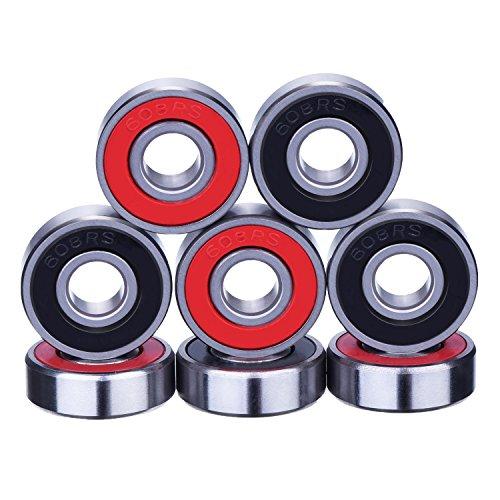 eboot-8-pieces-bearings-skateboard-bearings-longboard-roller-skate-bearings-608-2rs-for-edc-spinner-