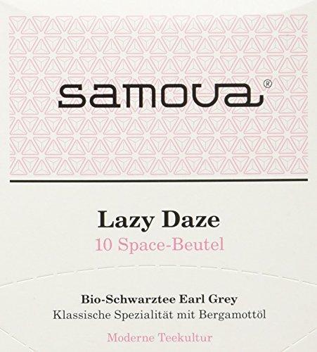 Samova Lazy Daze Space 10er-Box, 1er Pack (1 x 20 g) - Bio (Bio-1-box)