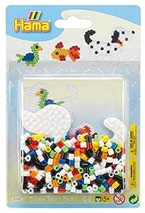 Hama 10.4182 - Juego de Cuentas de Mosaico para Perro (tamaño pequeño), diseño de Mosaico