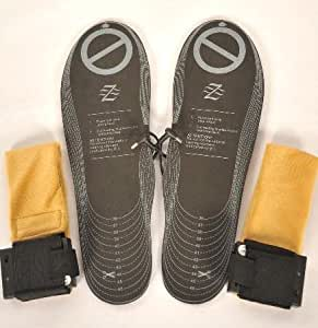 Blazewear Heated Insoles and Lithium Battery an Charger Pack