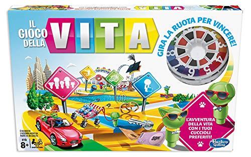 Hasbro Gaming - Il Gioco della Vita, E4304103