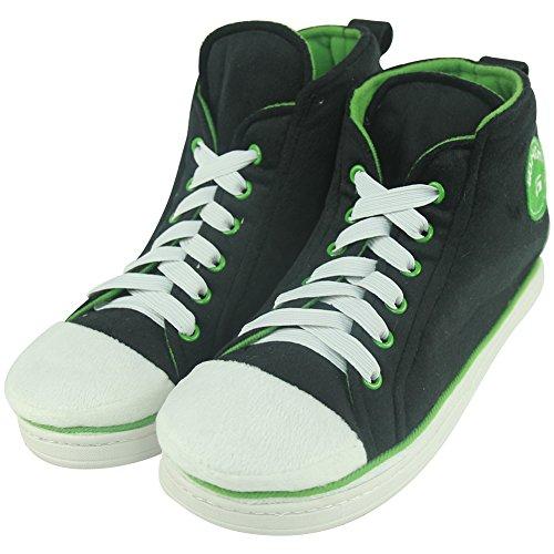 Pantofole Gohom E Nero Verde Uomo 8Yq4WqB