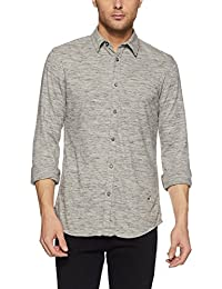 Jack & Jones Men's Tie-Dye Slim Fit Cotton Casual Shirt