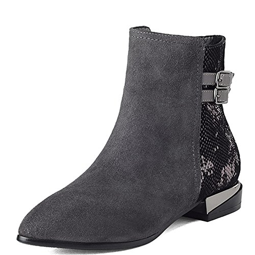 Nine SevenAnkle Boots - Stivali donna Grey
