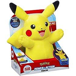 Pokèmon Power Action Pikachu con Luces y Sonidos