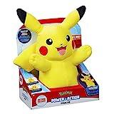 Pokemon 96383 Power Action Pikachu Spielzeug, Mehrfarbig